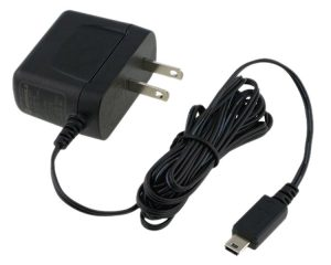 PK AC Adapter Compatible Ti-Nspire CX-CAS Ti-84Plus Ti-84 Plus Silver Ti-89 Titanium Graphing Calculators