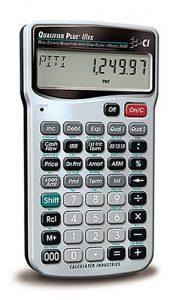Calculated-Industries-3430-Qualifier-Plus-IIIFX-Real-Estate-Finance-Calculator