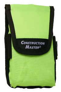 Calculated Industries 5010-BB2 Soft Tool Belt Case, Green/Black