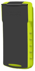 Calculated Industries 5022-5 Armadillo Gear Protective Case, Green Black