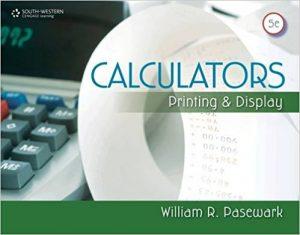 Calculators: Printing and Display