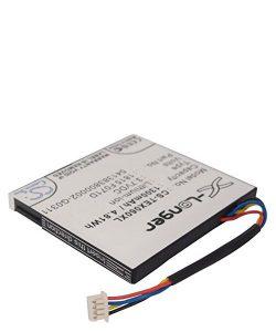 Cameron Sino 1100mAh 4Wh Battery for Texas Instruments TI-Nspire CX TI-Nspire CX CAS
