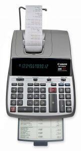 Canon MP25DV Standard Function Printing Calculator