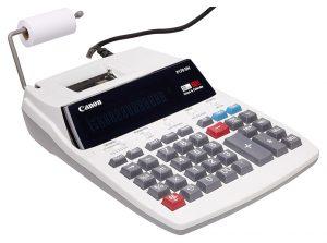Canon P170 DH Desktop Printing Calculator