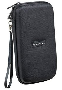 Caseling CASE for Graphing Calculator TI-84 83 Plus CE Hard Carrying Travel Storage Case Bag