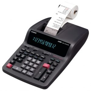 Casio-DR-210TM-Printing-Calculator
