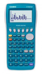 Casio Fx-7400gii Power Graphic Scientific Calculator
