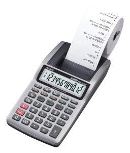Casio HR-8TM Plus Handheld Printing Calculator