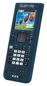 Guerrilla Silicone Case for Texas Instruments TI-Nspire CX CAS Graphing Calculator