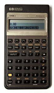 HP-17BII-Financial-Calculator