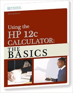 Introduction to the HP-12C Calculator