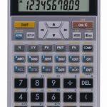 Sharp-EL-738C-10-Digit-Financial-Calculator