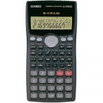 Casio FX-570MS 2-Line Display Scientific Marix Vector Calculations Calculator