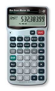 Calculated-Industries-3405-Real-Estate-Master-IIIX-Real-Estate-Finance-Calculator