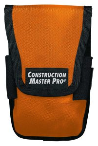 Calculated Industries 5010-BB1 Soft Tool Belt Case, Orange Black