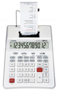 Canon P23-DHV-G Business Calculator