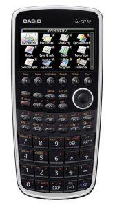 Casio fx-CG10 PRIZM Color Graphing Calculator