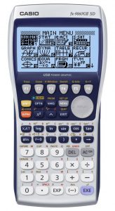 Casio-fx-9860GII-SD-Graphing-Calculator