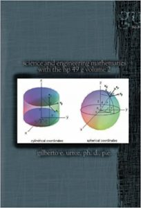 Science and Engineering Mathematics with the HP 49 G - Volume II