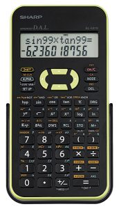 Sharp EL-531XBGR Engineering Scientific Calculator