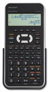 Sharp EL-W535XBSL Scientific Calculator