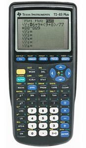 Texas-Instruments-TI-83-Plus-Graphing-Calculator